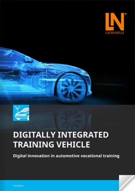 Digitally integrated Vehicle