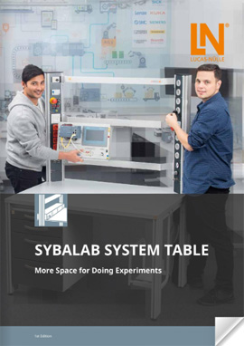 Sybalab System Table